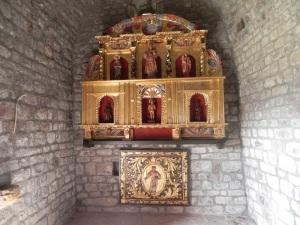 Retablo procedente del Altar Mayor