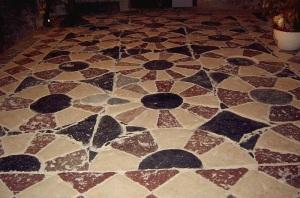 Alaó mosaico presbiterio1